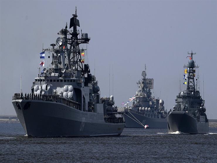 الأسطول الروسي يرصد مدمرة صواريخ أمريكية في البحر الأسود