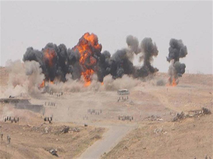 العراق: تدمير أوكار لداعش في كرك   مصراوى
