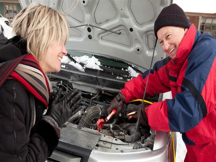 نصائح للحفاظ على بطارية السيارة مع المسافات القصيرة في الشتاء.. تعرف عليها