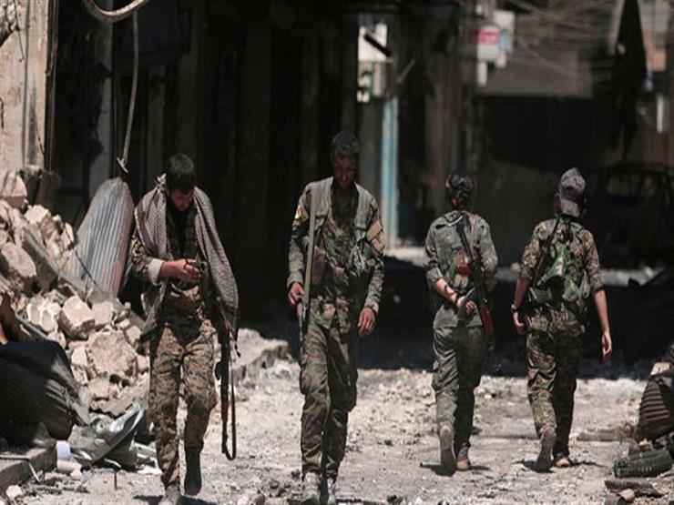 سوريا: انسحاب 400 مقاتل كردي من منبج