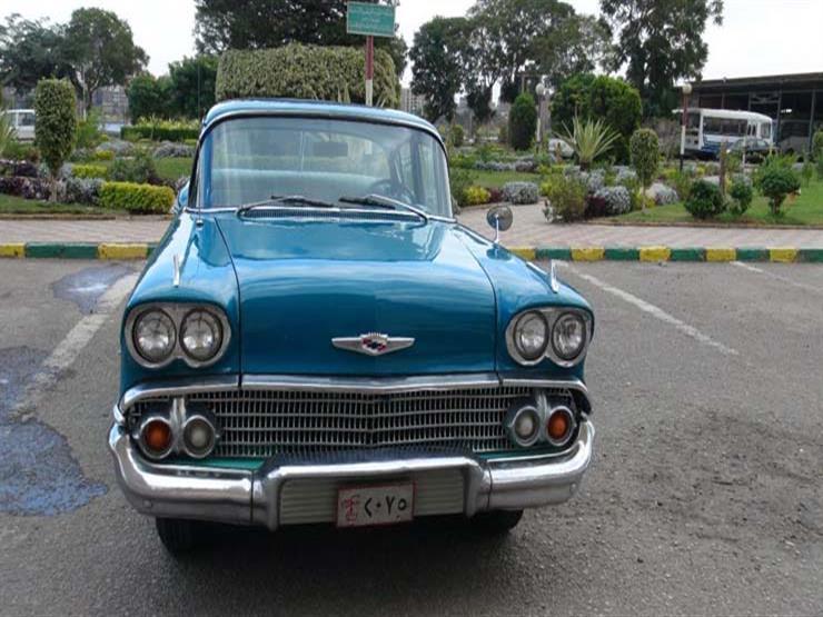 """""""الري"""" تعرض سيارة الزعيم جمال عبدالناصر النادرة بعد إصلاحها.. اليوم"""