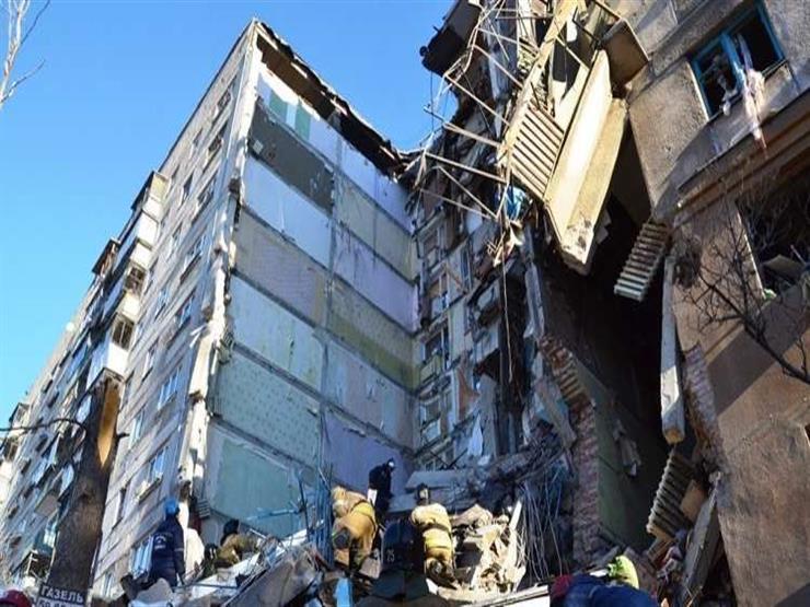 ارتفاع عدد ضحايا حادث الانهيار في روسيا إلى 31 قتيلا