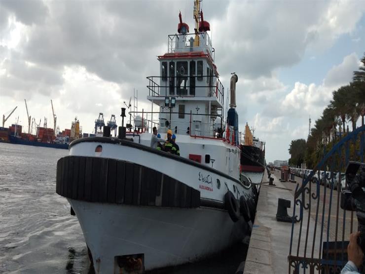 بناء 6 قاطرات بحرية بتكلفة 546 مليون جنيه لصالح ميناء الإسكندرية