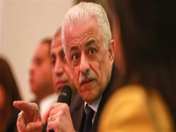 وزير التعليم يعلن حل أزمة رياض الأطفال بمدارس الجيزة