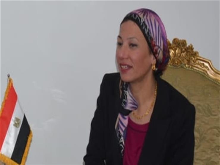 وزيرة البيئة تؤكد أهمية التعاون مع الدول الأفريقية لمواجهة التغيرات المناخية