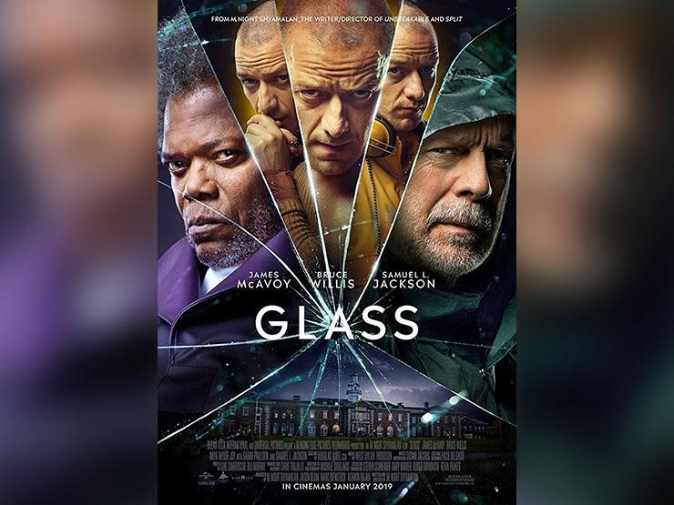 """إيرادات الأحد.. """"Glass"""" الأول و""""instant family"""" في المركز العاشر"""