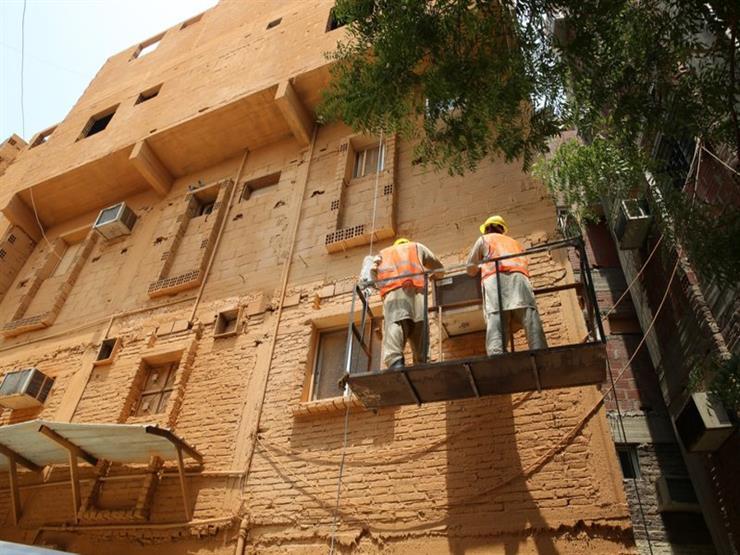 برلمانية تتساءل عن توقف طلاء واجهات المباني