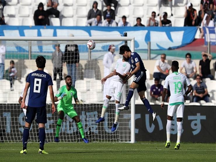 السعودية تودع أمم آسيا بالسقوط أمام اليابان