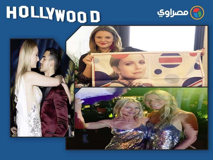 نشرة هوليوود| سلمى حايك في باريس ودوا ليبا تروج لفيلم جيمس كاميرون