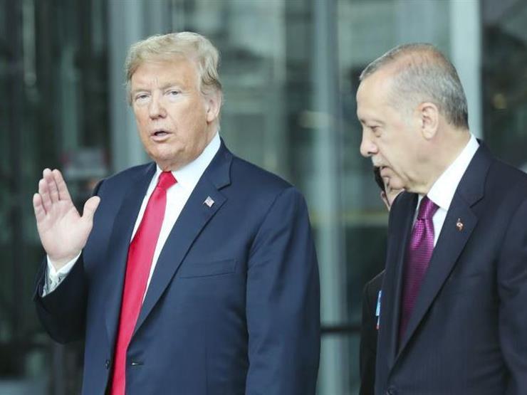أردوغان وترامب يتفقان على استئناف المفاوضات لرفع حجم التجارة إلى 100 مليار دولار