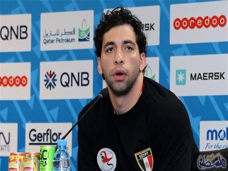 أحمد الأحمر: قدمنا مباراة جيدة أمام الدانمرك في مونديال اليد