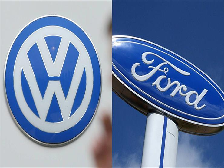 """""""فورد"""" وفولكسفاجن"""" يتحالفان لصناعة الشاحنات الخفيفة"""