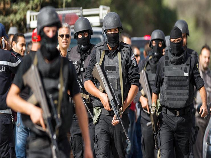 الداخلية: مصرع 5 عناصر إرهابية خلال مداهمة أمنية لوكر تصنيع متفجرات بالعبور