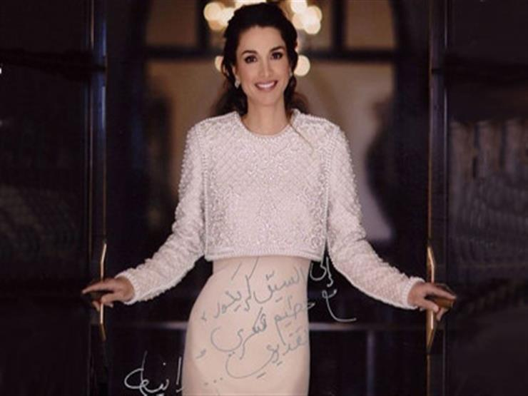 تشجعيًا للمرأة العاملة.. الملكة رانيا إلى جوار فرن الخبيز (صور)
