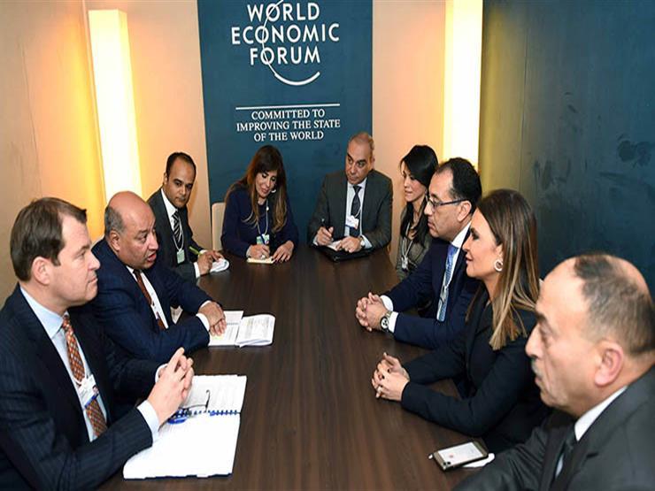 رئيس الوزراء يبحث مع رئيس البنك الأوروبي تنفيذ مشروعات تنموية بأفريقيا