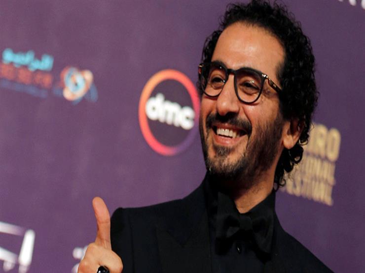 """أحمد حلمي يهنئ كريم عبد العزيز على """"نادي الرجال السري"""""""
