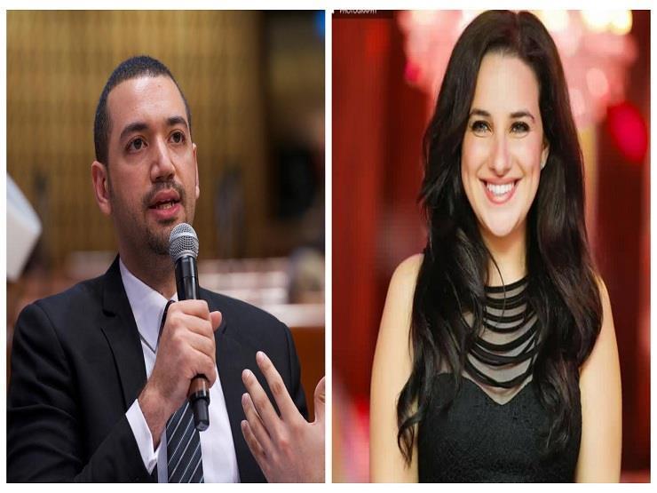 هكذا علق معز مسعود على صورته مع شيري عادل