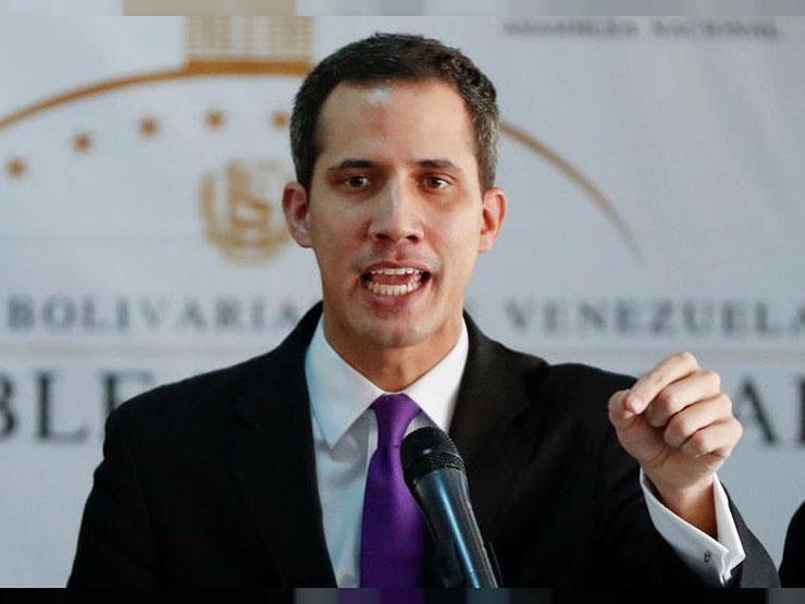 """جوايدو يدعو للتظاهر في فنزويلا في إطار """"مرحلة حاسمة"""" ضد مادورو"""