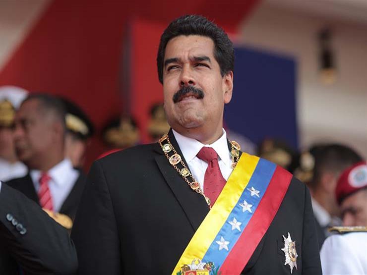 """فنزويلا: """"مادورو"""" يدعو الجماعات المُسلحة الموالية للمساعدة في إنهاء الاضطرابات"""