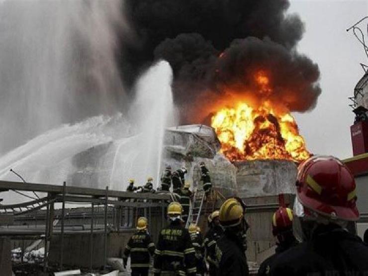 انفجارات تهز مركزا تجاريا شمال شرقي الصين