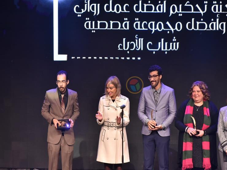 """سعيد شيمي يطلب من حضور """"ساويرس الثقافية"""" الوقوف دقيقة حدادًا على روح أسامة فوزي"""
