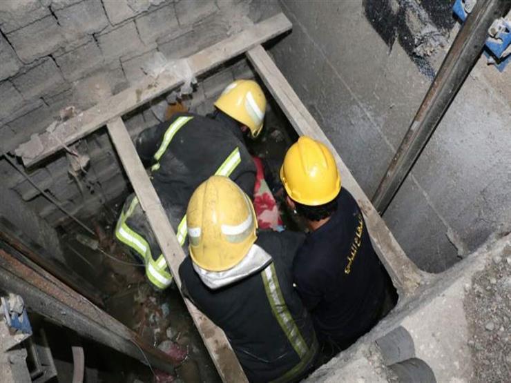 إصابة 5 في سقوط مصعد عقار شرقي الإسكندرية