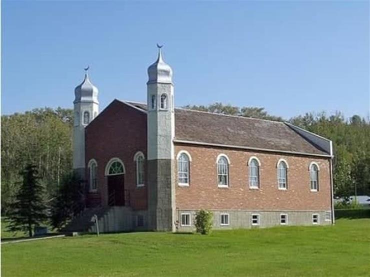 الرشيد.. أول مسجد بني في كندا اشترت أرضه سيدة لبنانية منذ 80 عامًا
