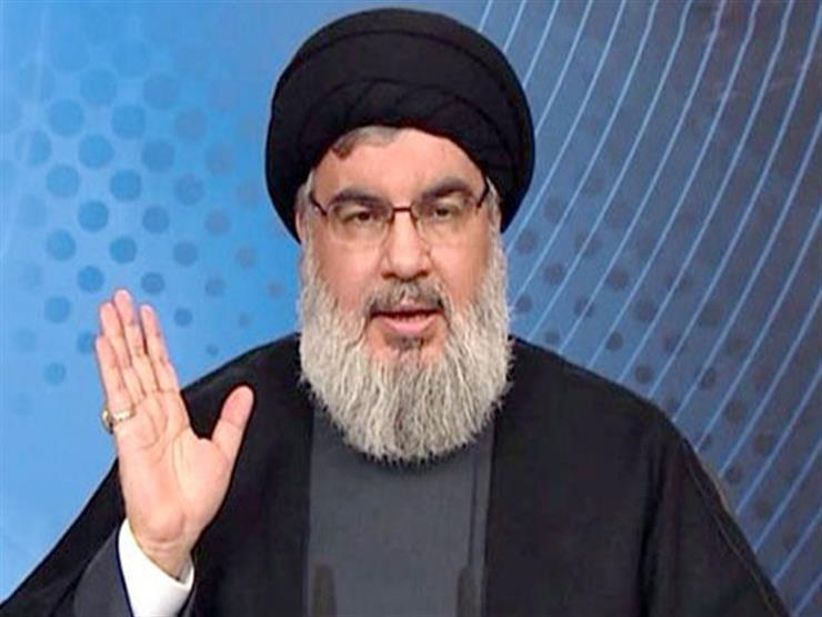 """الأمين العام لحزب الله يحذر نتنياهو من """"التمادي"""" فيما يقوم به في سوريا"""