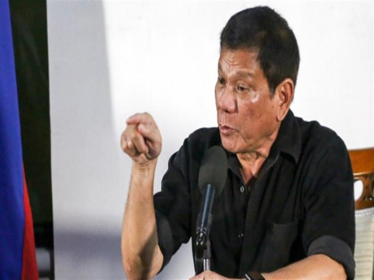 رئيس الفلبين يهدد بحبس منتقدين رفعوا دعوى ضده بالتقصير