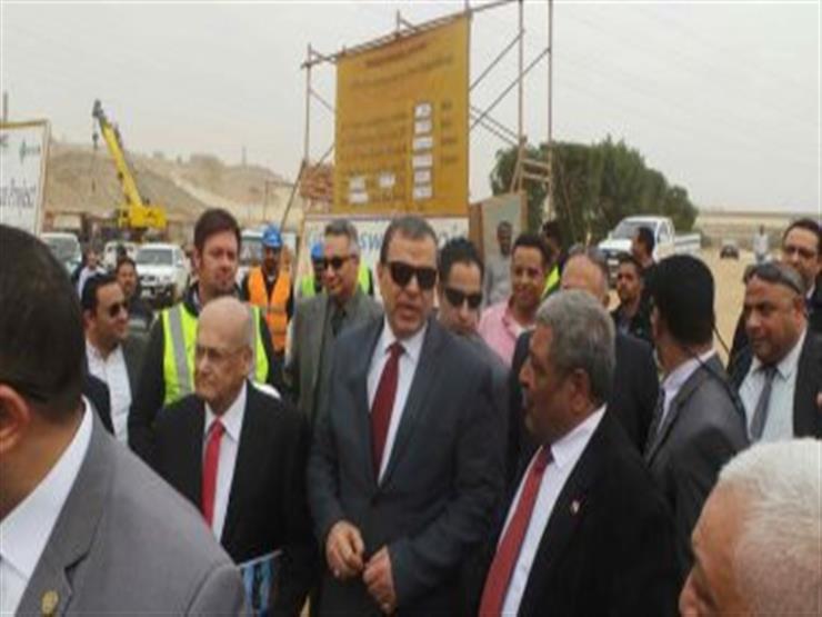 بالصور.. وزير القوى العاملة يشهد توقيع 15 اتفاقية في أسوان