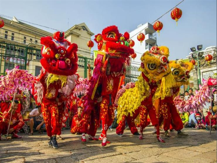 رأس السنة الصينية: أول فبراير.. عام الاحتفال بالخنزير