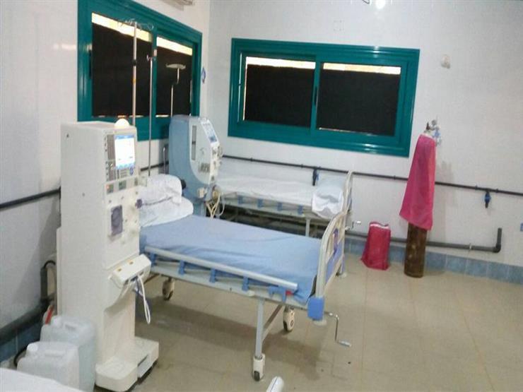 صحة الإسكندرية: أجهزة جديدة للغسيل الكلوي والأطفال المبتسرين في مستشفى أبو قير