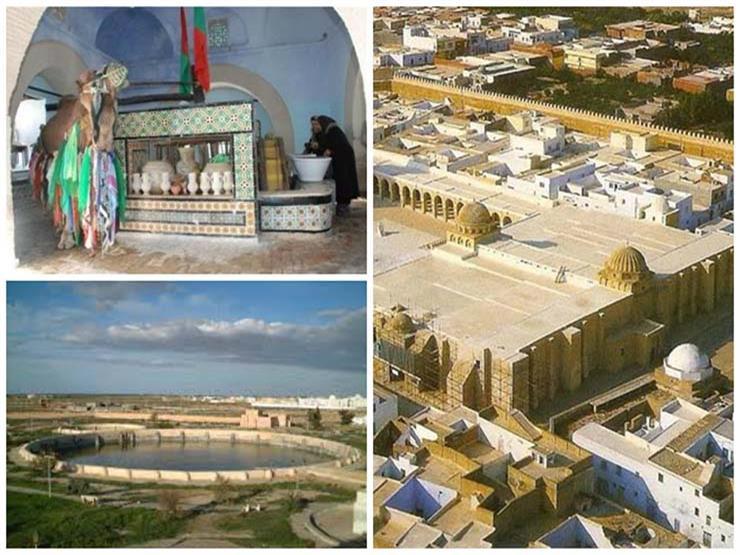 بالصور- القيروان .. مدينة شاهدة على معالم حضارة إسلامية خالدة