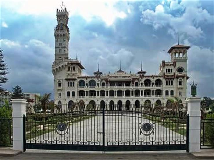 قرار جمهوري بتشكيل لجنة تطوير قصر المنتزه بالإسكندرية