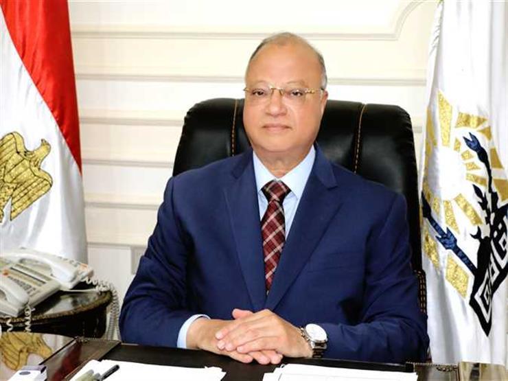 """محافظ القاهرة مهنئًا الأقباط بعيد القيامة: """"بنبعت رسالة للعالم بأن مصر أرض المحبة"""""""