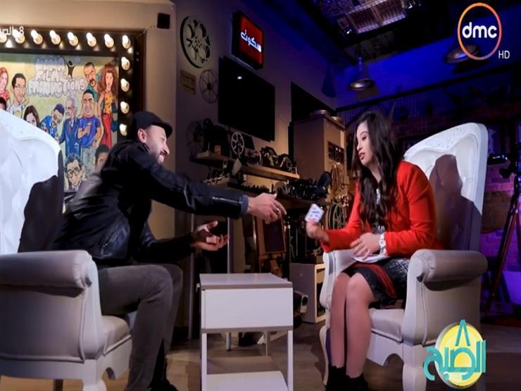 """بالفيديو.. أحمد فهمي يكشف حقيقة خلافة مع """"واما"""""""