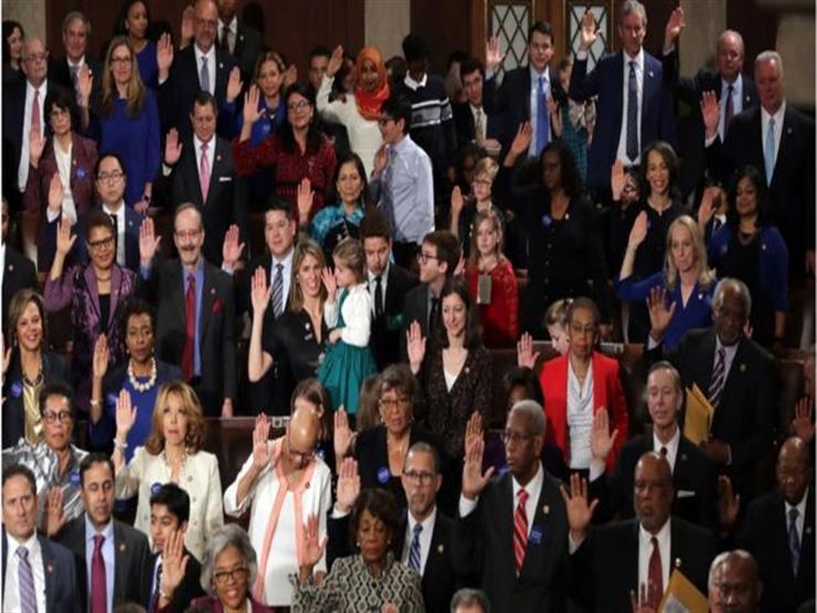 """لحظات """"تاريخية"""" لنساء بينهن فلسطينية وصومالية في الكونجرس الأمريكي"""
