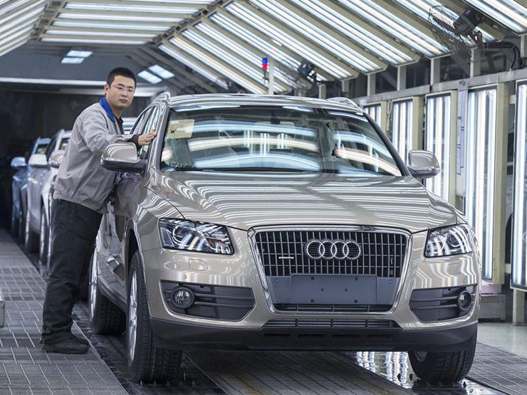 أودي تحقق رقمًا قياسيًا جديدًا في أكبر سوق للسيارات في العالم خلال 2019