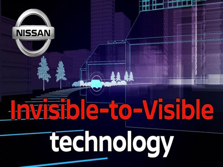 """ما هي تقنية """"i2V"""" التي ستدمج سيارات نيسان مع المجتمع؟ (فيديو)"""