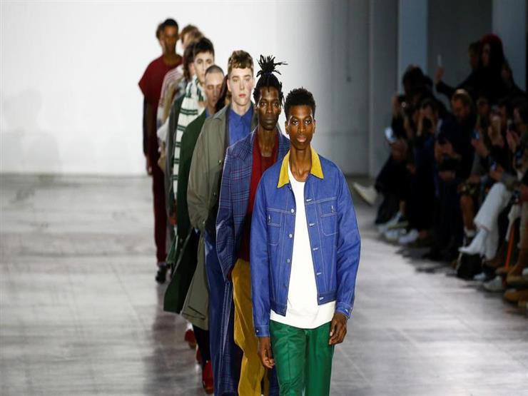 انطلاق أسبوع الموضة للرجال في لندن