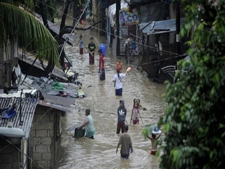 126 قتيلًا حصيلة العاصفة في الفلبين