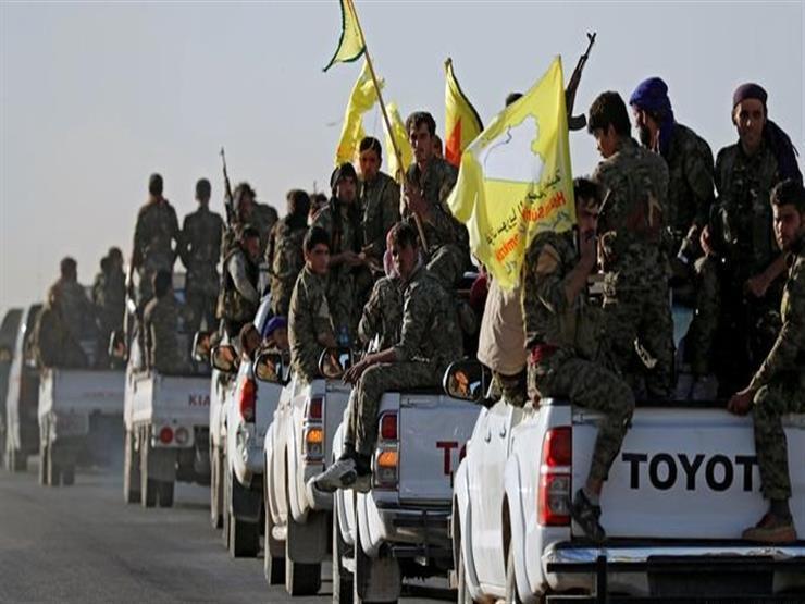 """قوات""""قسد"""" تعلن التقدم فى بلدة الباغوز السورية"""