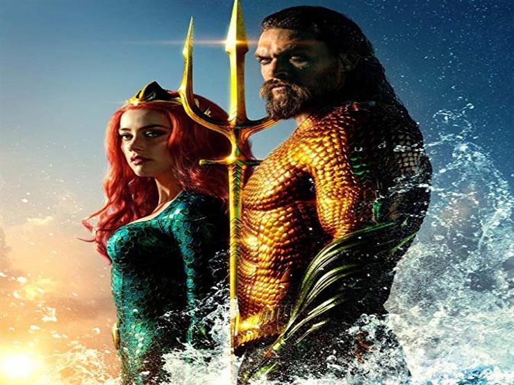 """إيرادات الأربعاء.. """"Aquaman"""" يعود لصدارة شباك التذاكر متفوقًا على """"Glass"""""""