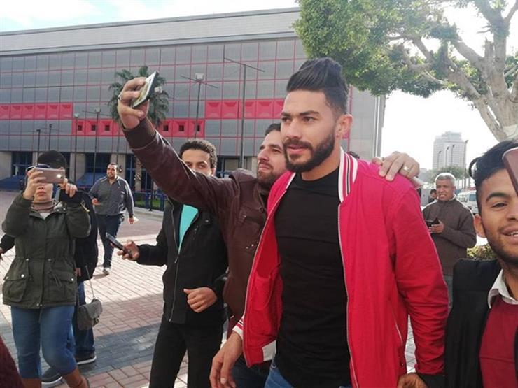 Image result for ياسر إبراهيم مدافع الأهلي الجديد   2018