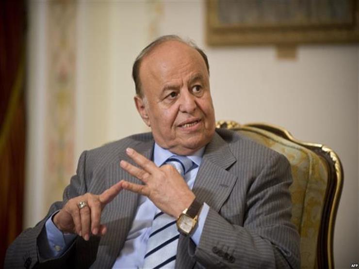 """الرئيس اليمني يتهم """"الحوثي"""" بالمراوغة والمماطلة أمام استحقاقات السلام"""