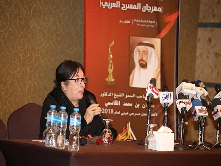 سميرة عبدالعزيز: المسرح جعلني أصافح الرئيس عبد الناصر