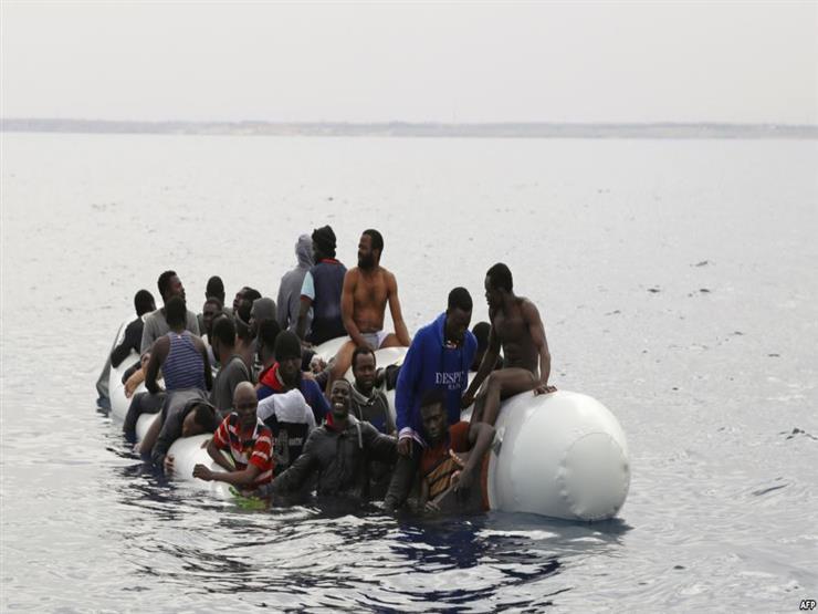انتشال 5 جثث لمهاجرين غير شرعيين من البحر المتوسط شرقي سرت الليبية