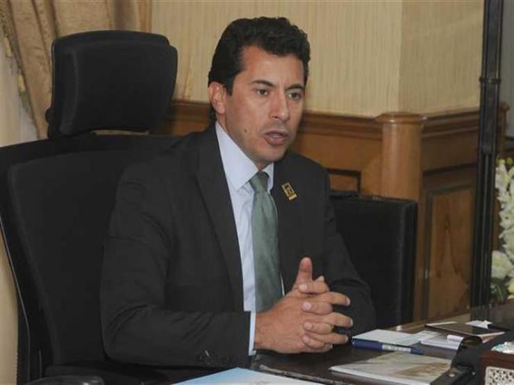 وزير الرياضة: تأهيل 6 استادات لاستقبال أمم أفريقيا 2019