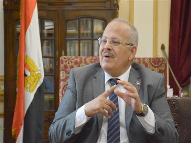 رئيس جامعة القاهرة يوضح موقف نتيجة الطلاب المتعثرين في المصروفات