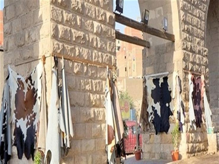 نائب محافظ القاهرة للمنطقة الجنوبية يتفقد أعمال تطوير منطقة المدابغ